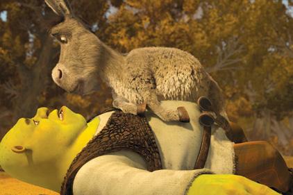 Paramount title: Shrek 4