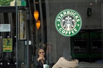 Staying on top: Starbucks