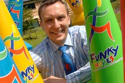 Funky Moves founder: Ralf Klinnert