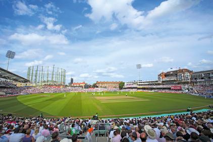 The Kia Oval: Braben to promote 2011 matches