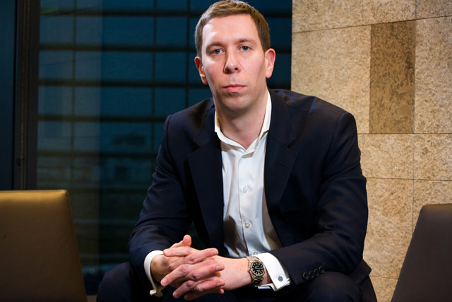 War room to boardroom: strategy specialist Spencer Livermore
