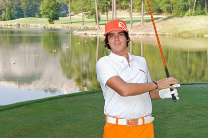 Cobra-Puma Golf contract: Rickie Fowler