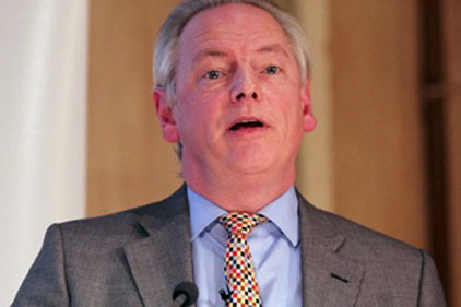 Conservative Party chairman: Francis Maude