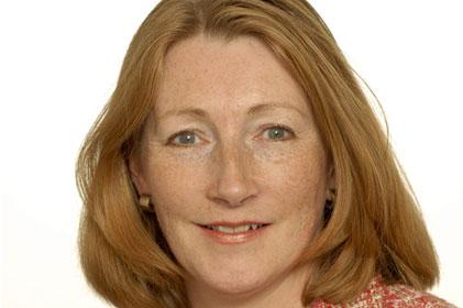 Sue Garrard: moving to Unilever