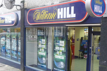 William Hill: Financial comms account out to pitch