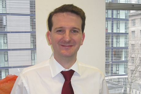 Joining Centrica: Nick Park