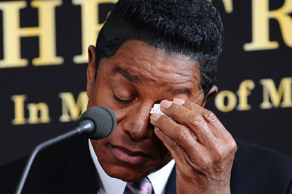 Michael Jackson's brother: Jermaine