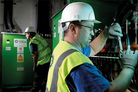 Energy saving: PowerPerfector