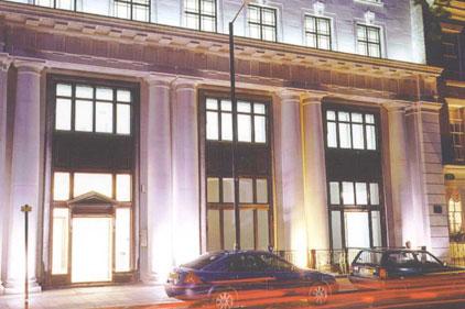 Soho Square HQ: Hill & Knowlton
