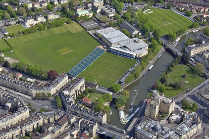 Fresh comms support: Bath Rugby Club