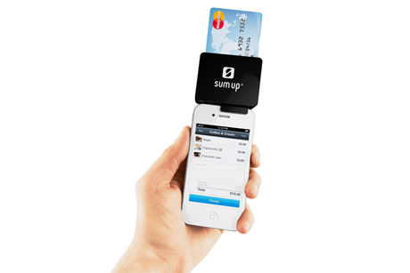 Enabling mobile payment: SumUp