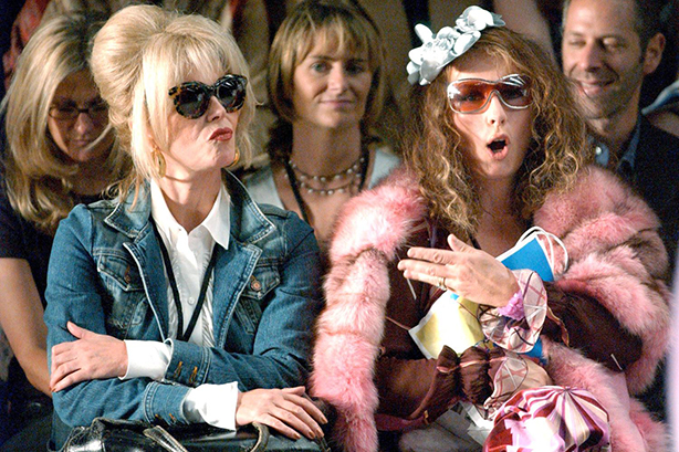 Has Absolutely Fabulous permanently tarnished PR's image?