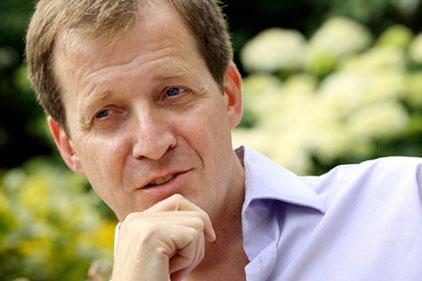 Former Tony Blair comms director: Alastair Campbell