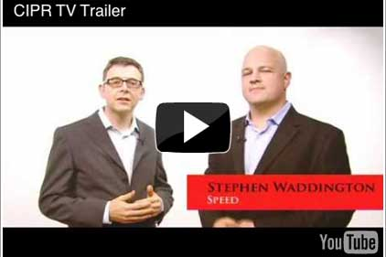 Unveiled: CIPR TV