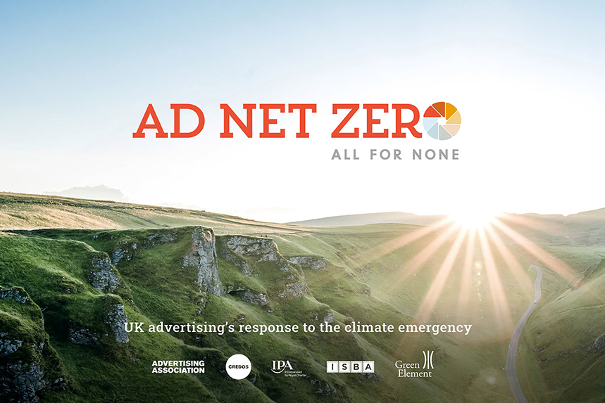 Ad Net Zero: action plan was unveiled in late 2020