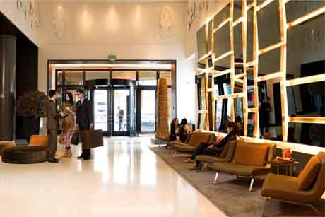 Hyatt hotel: The Andaz Liverpool Street