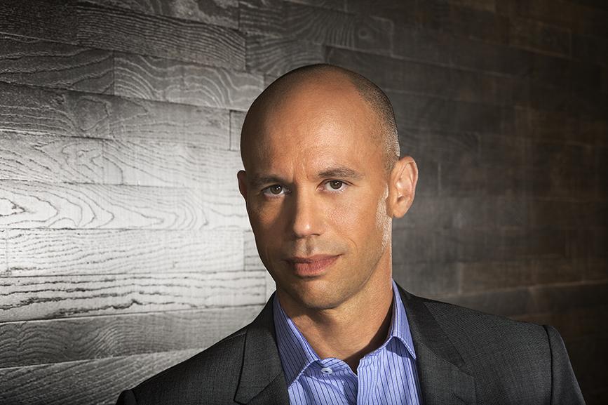 Aaron Kwittken, cofounder and CEO of KWT Global (Photo credit: KWT Global)