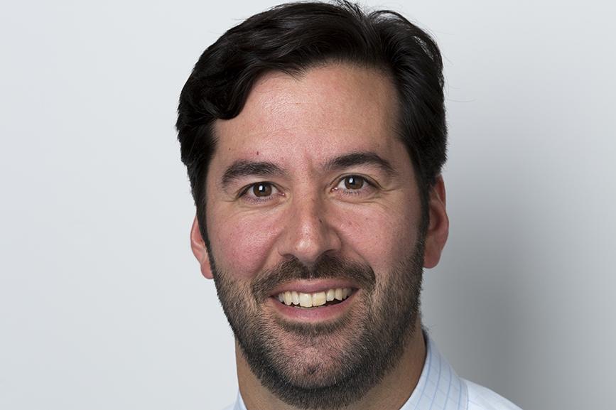 John Acunto, new senior partner at Finn Partners.