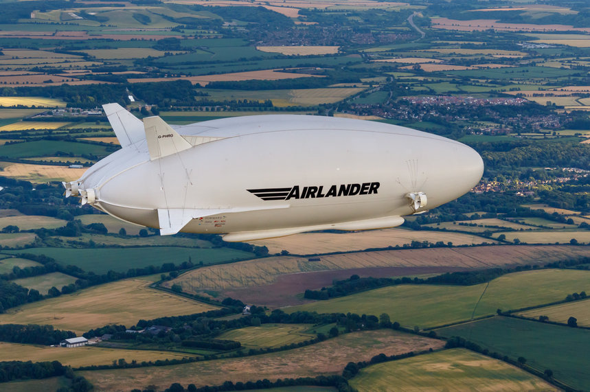 Madano has been appointed to assist HAV, maker of the Airlander airships