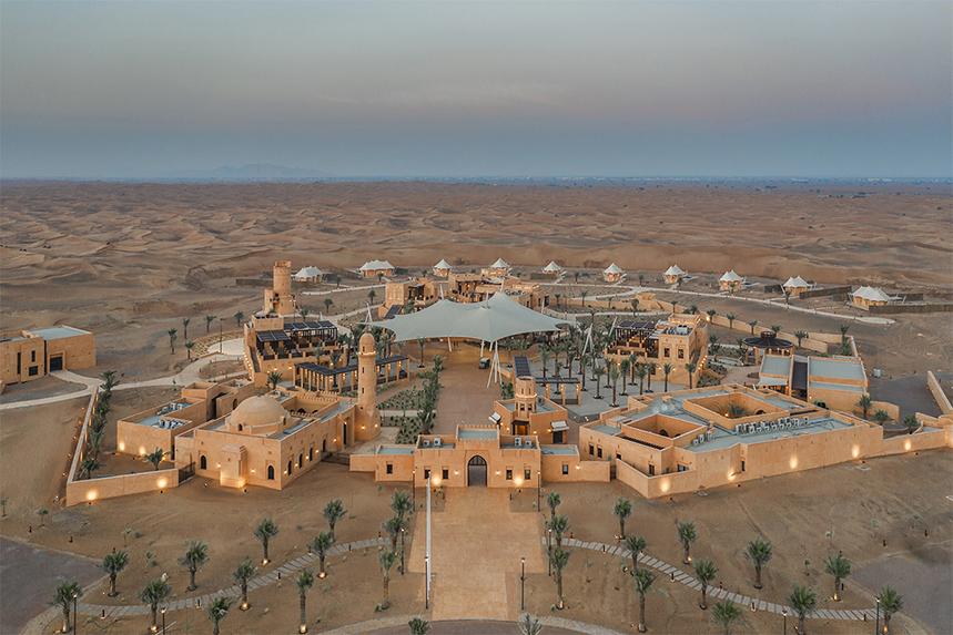 Mysk Al Badayer Retreat, Sharjah