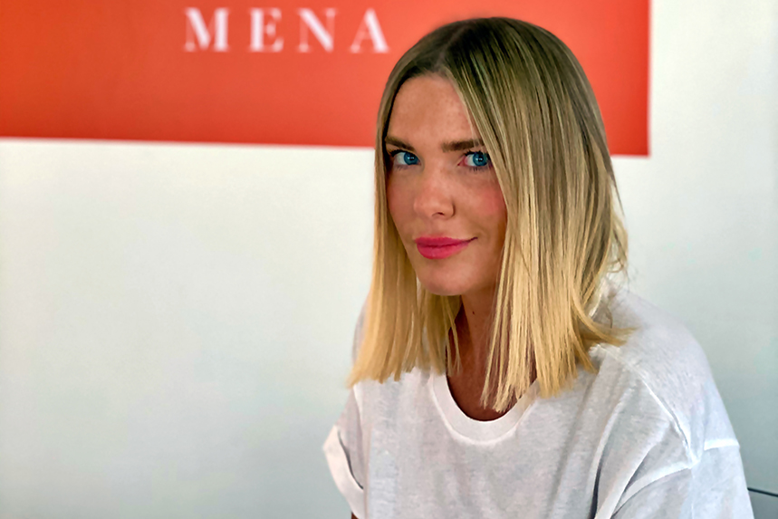 Brazen MENA's new client services director, Alexia Lawrence-Jones