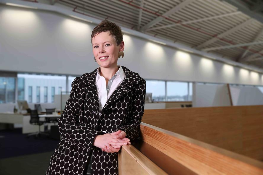 Alice Macandrew: Set to leave BSkyB at the end of July