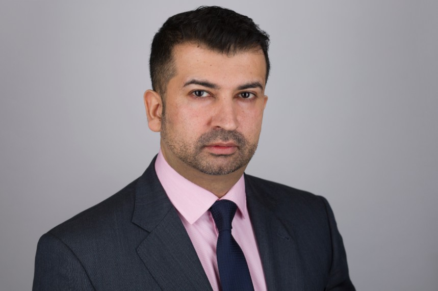 Aman Johal, lawyer and director of Your Lawyers