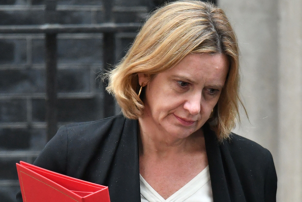 Amber Rudd, who resigned on Monday after two weeks of negative headlines around the Windrush scandal