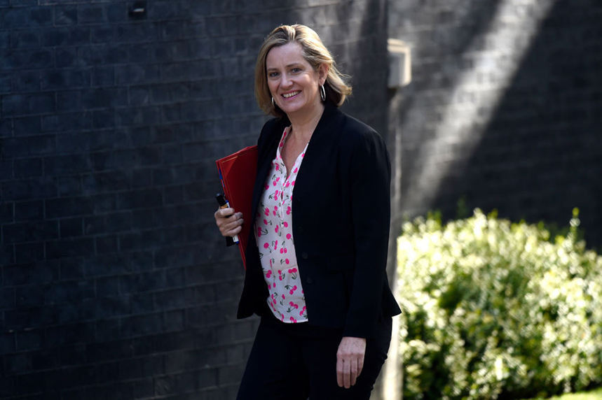 Amber Rudd is the latest high-profile former politician to join Teneo