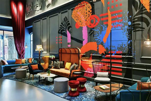 Andaz London Liverpool Street Hotel (image via hyatt.com)