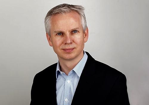 Andrew Clark: Has joined Burson-Marsteller UK's public affairs team