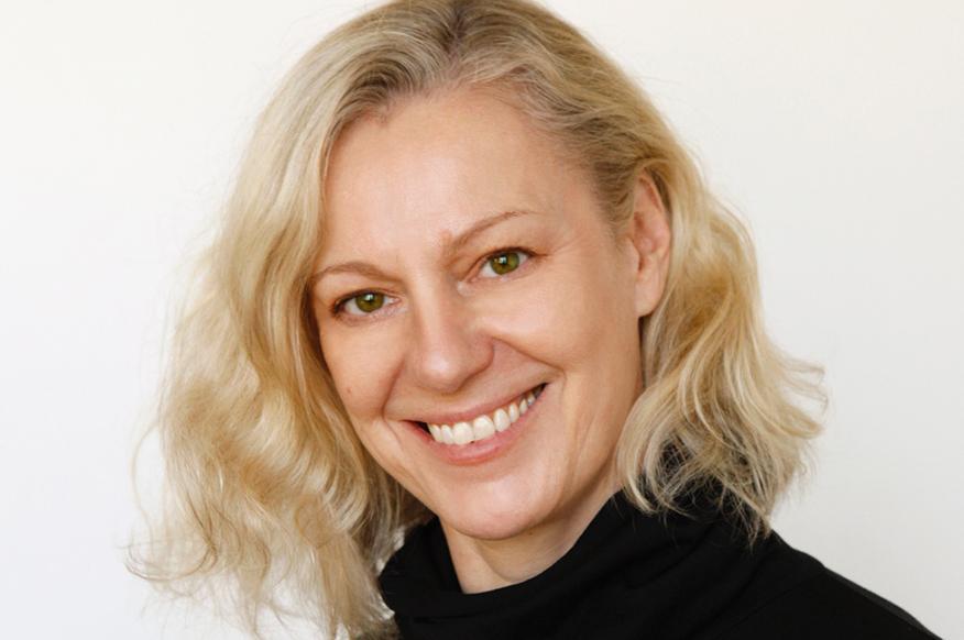 Ann Wool is president of Translation. (Photo:Tom Wool )