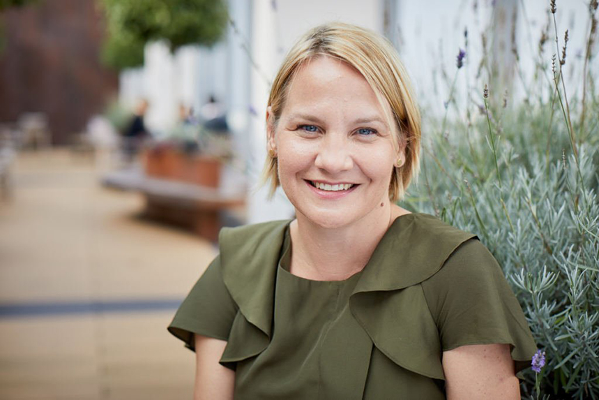 Anna Lucuk is Coca-Cola's new communications lead for Western Europe