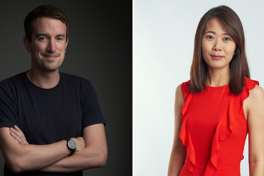 Owen Waters & Radiance Leong