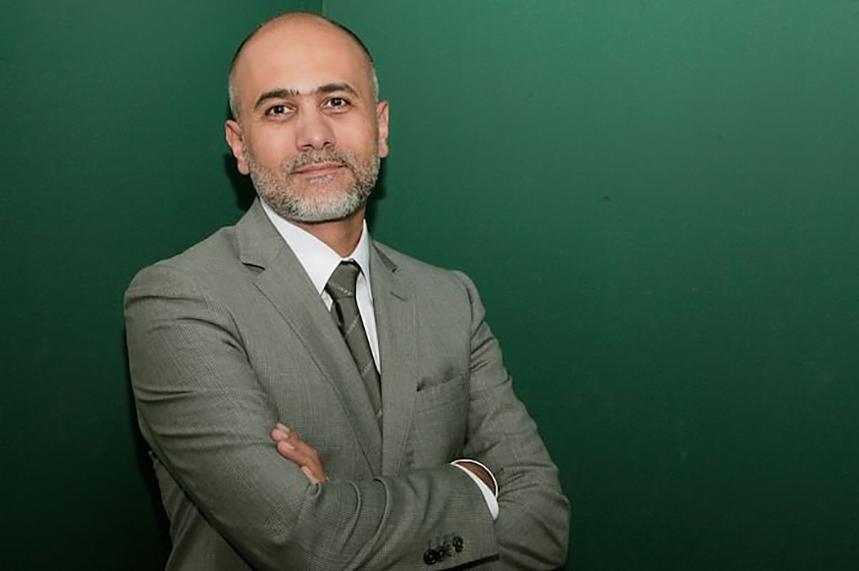 Ashraf Shakah is the new regional director of Memac Ogilvy