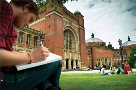 University: Manufacturing brief