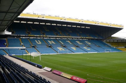 Elland Road: Home ground of Leeds United