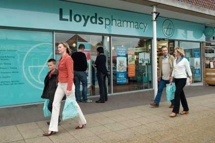 Set to appoint agency: Lloydspharmacy