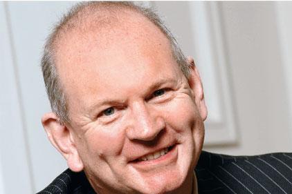 Colin Farrington: leaving the CIPR