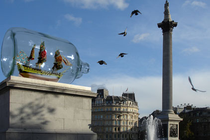 College Hill to promote: Fourth Plinth artwork