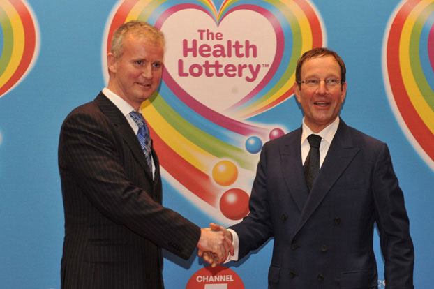 The Health Lottery: seeks consumer agency