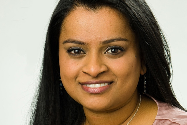 Most Rated: Jeena Nadarajan, associate director