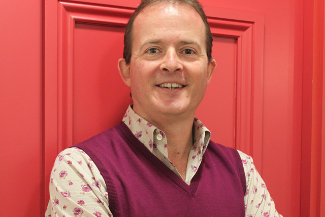 Most Rated: Simon Warne, media director