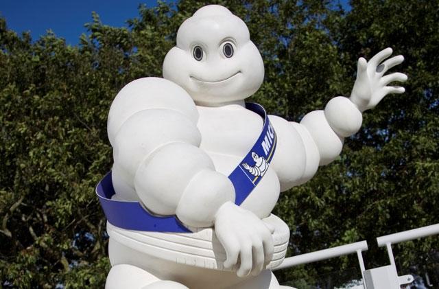 Michelin Man: appointed Tangerine PR