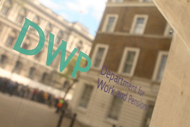 DWP: Reflecting on its stats handling process (Credit: Steven May/Alamy Stock Photo)
