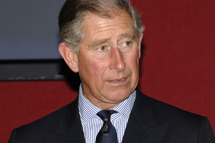 Organisation founder: Prince Charles