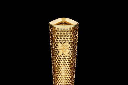 Olympic exposure: Samsung among the Torch Relay sponsors