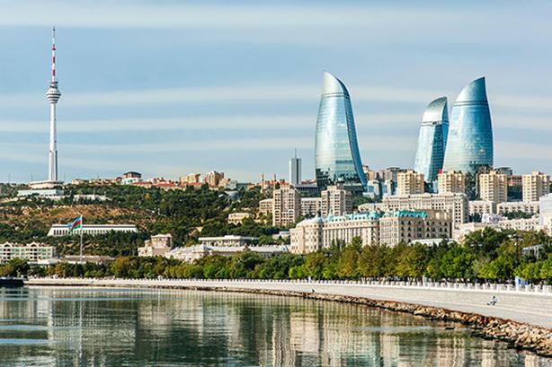 Azerbaijan's capital, Baku