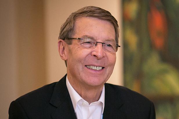New PRCA international president Barry Leggetter.