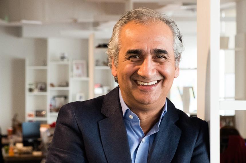 H&K's CEO Bashar AlKadhi